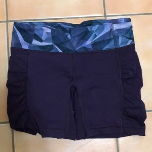 Lululemon athletics shorts
